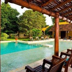 Отель Hacienda Misne бассейн