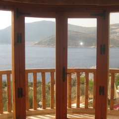 Villa Beach Park Турция, Патара - отзывы, цены и фото номеров - забронировать отель Villa Beach Park онлайн балкон