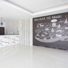 Отель Well Timed Hotel Таиланд, Краби - отзывы, цены и фото номеров - забронировать отель Well Timed Hotel онлайн интерьер отеля фото 3