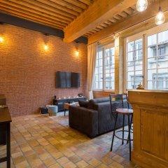 Отель Host Inn Coeur Vieux Lyon & SPA комната для гостей фото 5