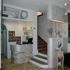 Hotel Barbiani интерьер отеля