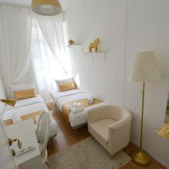 Гостиница Голд Екатеринбург комната для гостей фото 2