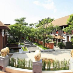 Отель Pavilion Samui Villas & Resort питание