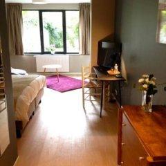Отель B&B Bed and Garden Бельгия, Брюссель - отзывы, цены и фото номеров - забронировать отель B&B Bed and Garden онлайн комната для гостей фото 4