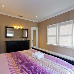 Отель LA157 2 Bedroom Apartment By Senstay США, Лос-Анджелес - отзывы, цены и фото номеров - забронировать отель LA157 2 Bedroom Apartment By Senstay онлайн комната для гостей фото 2