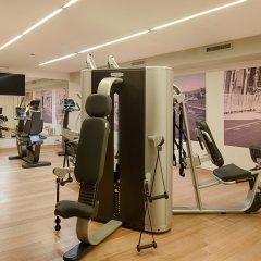 Отель NH Firenze фитнесс-зал фото 2