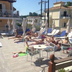 Отель Planos Beach фитнесс-зал