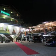 Tirana Hotel Ksamil Ксамил парковка