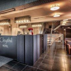 Отель Cleythil Hotel Бельгия, Мальдегем - отзывы, цены и фото номеров - забронировать отель Cleythil Hotel онлайн интерьер отеля