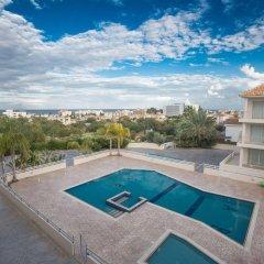 Отель Palm Village Villas Кипр, Протарас - отзывы, цены и фото номеров - забронировать отель Palm Village Villas онлайн бассейн фото 2