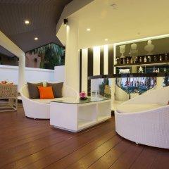 Отель Long Beach Luxury Villas интерьер отеля