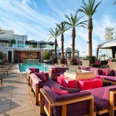 Отель W Hollywood питание