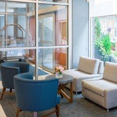 Отель Holiday Inn Express - New York City Chelsea гостиничный бар