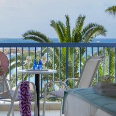 Отель Family Life Nausicaa Beach балкон