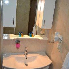 New Fatih Hotel Турция, Стамбул - отзывы, цены и фото номеров - забронировать отель New Fatih Hotel онлайн ванная фото 2