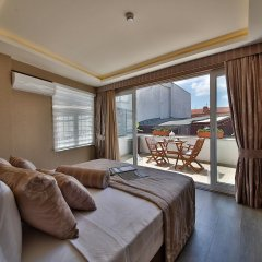 Ayramin Hotel балкон