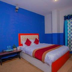 Отель OYO 266 Hotel Grand Stupa Непал, Катманду - отзывы, цены и фото номеров - забронировать отель OYO 266 Hotel Grand Stupa онлайн комната для гостей фото 2