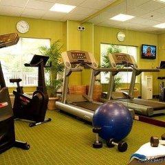 Отель Fairfield Inn & Suites by Marriott Columbus OSU США, Колумбус - отзывы, цены и фото номеров - забронировать отель Fairfield Inn & Suites by Marriott Columbus OSU онлайн фитнесс-зал фото 2