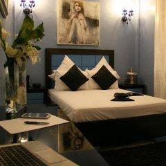 Отель Riad & Spa Ksar Saad Марокко, Марракеш - отзывы, цены и фото номеров - забронировать отель Riad & Spa Ksar Saad онлайн комната для гостей фото 4