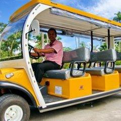 Отель Duangjitt Resort, Phuket городской автобус
