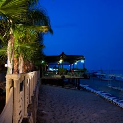 Отель Larissa Akman Çamyuva - All Inclusive пляж фото 2
