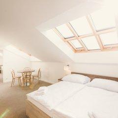 Отель King's Residence Чехия, Прага - отзывы, цены и фото номеров - забронировать отель King's Residence онлайн комната для гостей фото 5