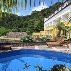 Отель Vista do Vale бассейн