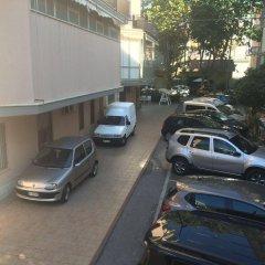 Отель Euromar Римини парковка