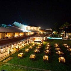 Coral Sands Hotel Хиккадува вид на фасад