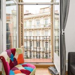 Отель Apartamento en Ópera Испания, Мадрид - отзывы, цены и фото номеров - забронировать отель Apartamento en Ópera онлайн балкон