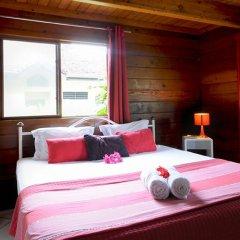 Отель Villa Maharepa Beach by Enjoy Villas Villa 3 комната для гостей
