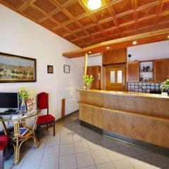 Отель Pension Brezina Prague Прага интерьер отеля
