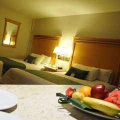 Hotel Palacio Azteca в номере