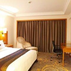 Отель Customs Hotel Китай, Гуанчжоу - отзывы, цены и фото номеров - забронировать отель Customs Hotel онлайн комната для гостей фото 4