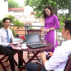 Отель The Hanoian Hotel Вьетнам, Ханой - отзывы, цены и фото номеров - забронировать отель The Hanoian Hotel онлайн питание фото 2