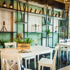 Travel Light Hostel Pattaya интерьер отеля фото 2