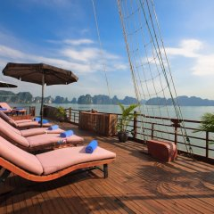 Отель Halong Glory Cruise бассейн