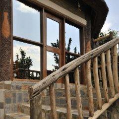 Отель Tanganyika Bluebay Resort балкон