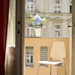 Апартаменты Apartment-hotels Rentego Прага балкон