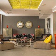 Отель Gladiola Star Болгария, Золотые пески - отзывы, цены и фото номеров - забронировать отель Gladiola Star онлайн интерьер отеля фото 2