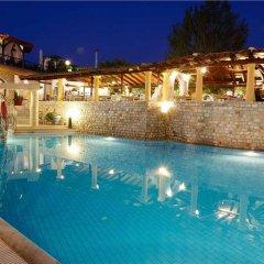 Отель Acrotel Athena Pallas Village бассейн