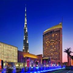 The Address, Dubai Mall Hotel развлечения