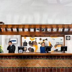 Отель H10 Salauris Palace Испания, Салоу - 5 отзывов об отеле, цены и фото номеров - забронировать отель H10 Salauris Palace онлайн интерьер отеля фото 3