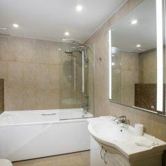 Отель Новинка Казань ванная фото 2