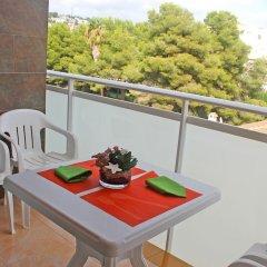 Отель Apartaments Costa d'Or Испания, Калафель - отзывы, цены и фото номеров - забронировать отель Apartaments Costa d'Or онлайн балкон