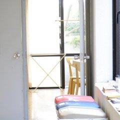 Отель Guest House Hokorobi Фукуока балкон