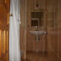 Отель Szamóca Vendégház Венгрия, Силвашварад - отзывы, цены и фото номеров - забронировать отель Szamóca Vendégház онлайн ванная