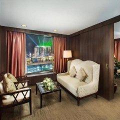 Отель Peninsula Excelsior Hotel Сингапур, Сингапур - 3 отзыва об отеле, цены и фото номеров - забронировать отель Peninsula Excelsior Hotel онлайн комната для гостей фото 5