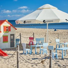 Hotel Haffner пляж