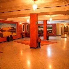 Отель Hôtel Farah Al Janoub Марокко, Уарзазат - отзывы, цены и фото номеров - забронировать отель Hôtel Farah Al Janoub онлайн интерьер отеля фото 2